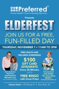 ElderFest 2018 @ Clarion Hotel & Conference Center