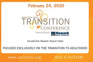 Autism NJ Transition Conference @ DoubleTree Newark Airport Hotel