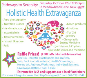 Holistic Health Extravaganza @ American Legion | Plumsted Township | New Jersey | United States
