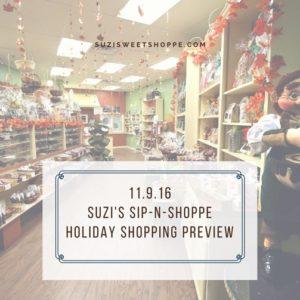 Suzi's Sip-N-Shoppe @ Suzi's Sweet Shoppe | Middletown | New Jersey | United States