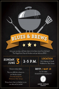 Blues & Brews @ Arbor Terrace Middletown | Middletown | New Jersey | United States