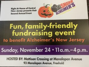Family-Friendly Fundraising Event @ Mattison Crossing Assisted Living Facility