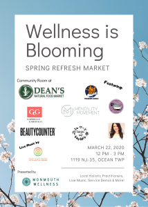 Spring reFRESH Wellness Market @ Dean's Natural Food Market | Wanamassa | New Jersey | United States