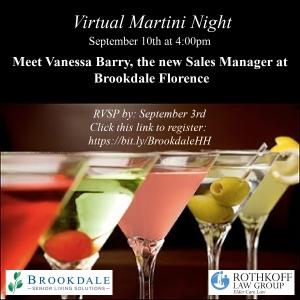 Martini Mix and Mingle @ Zoom