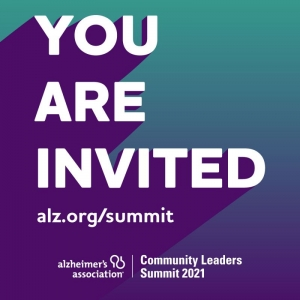 Alzheimer's Association Leadership Summit 2021 @ Virtual | Rogers | Arkansas | United States